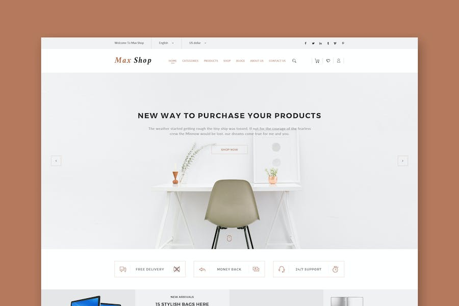 Max-Shop---Ecommerce-HTML-Template