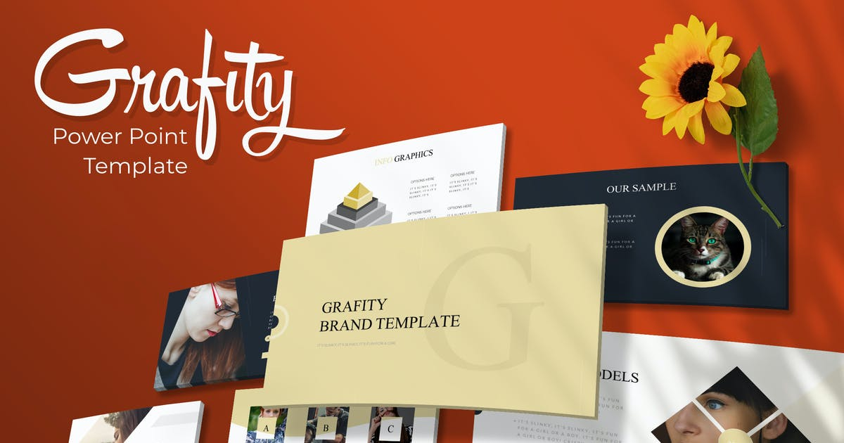 Download Grafity - Powerpoint Template by IanMikraz