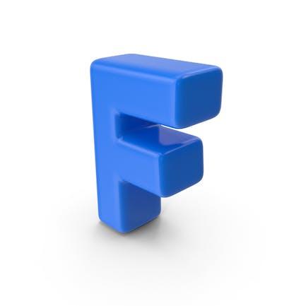 Alphabet Toon F