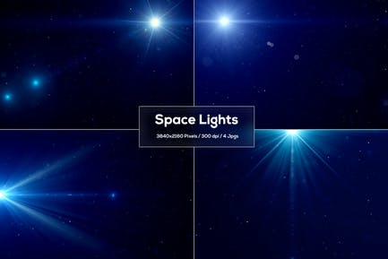 Luces de espacio