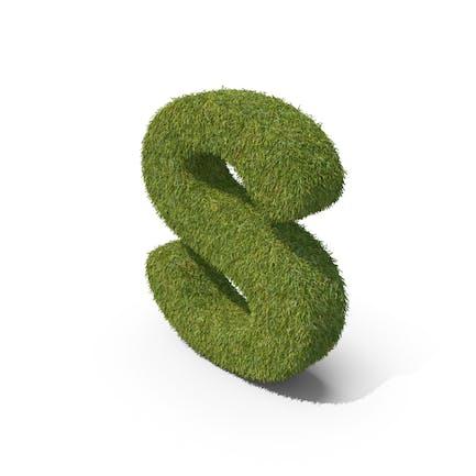 Grass Kleinbuchstabe S