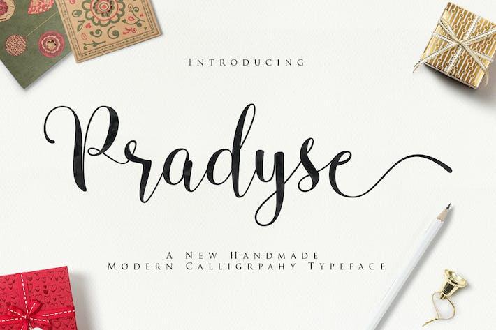 Thumbnail for Pradyse Script