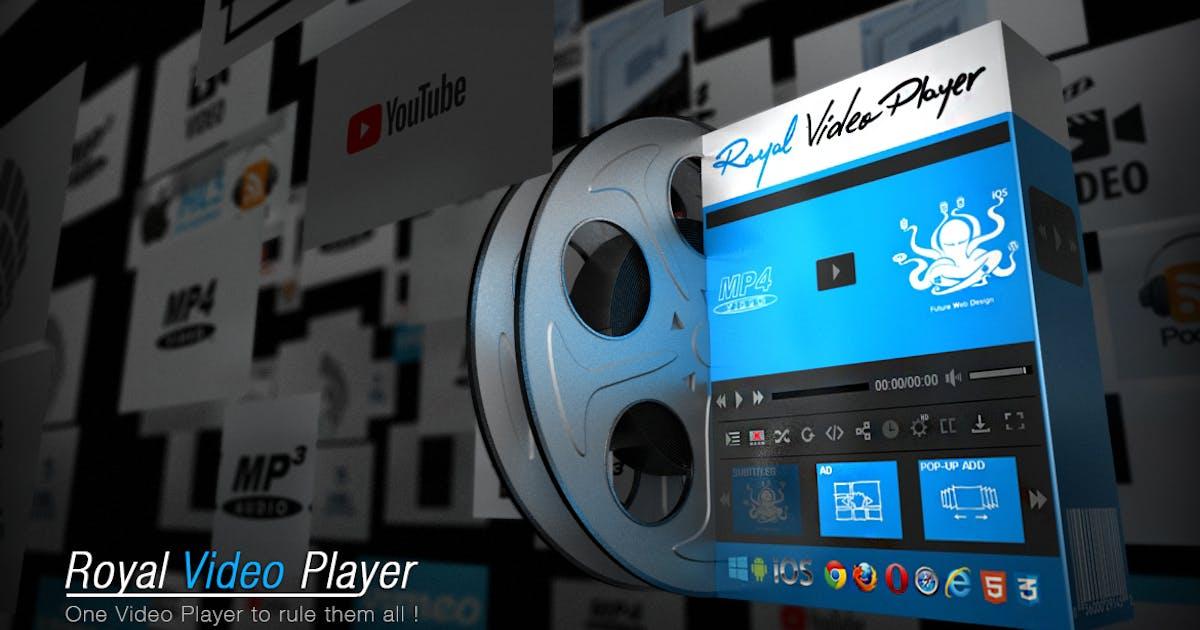 Download Royal Video Player Wordpress Plugin by FWDesign