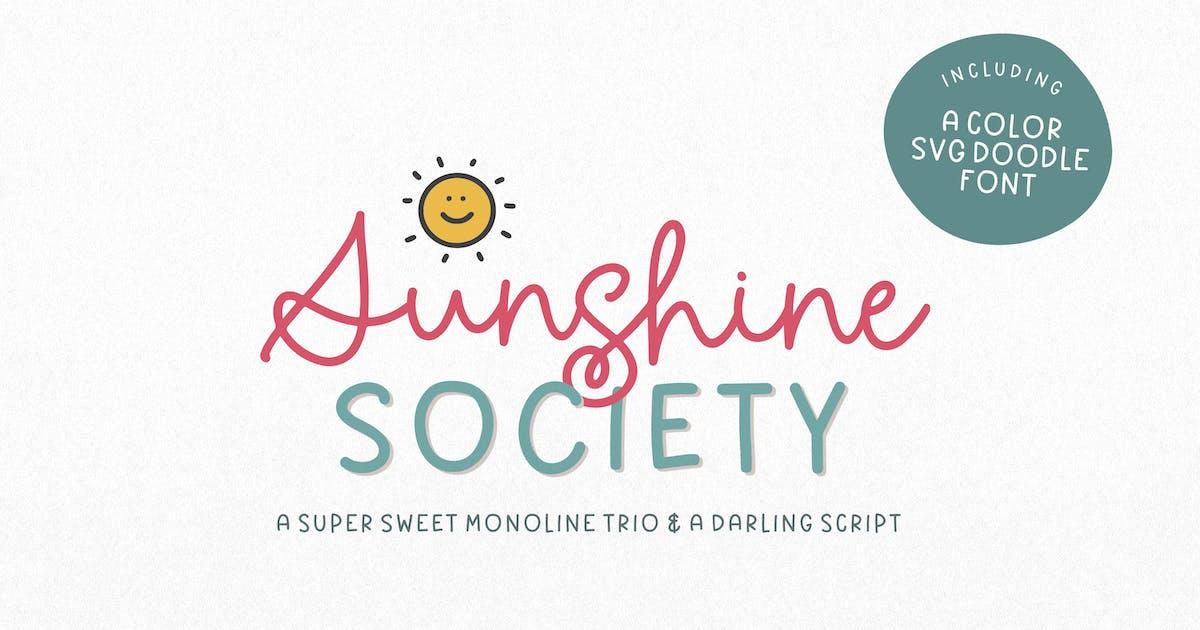 Download Sunshine Society by MakeMediaCo