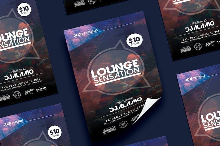 Thumbnail for Lounge Sensation Flyer