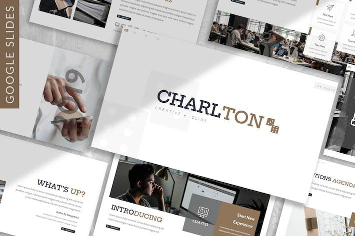 Thumbnail for Charlton - Plantilla de diapositivas de Google para empresas