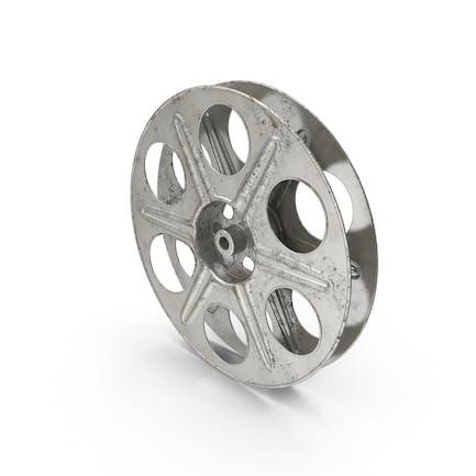 Empty Film Reel