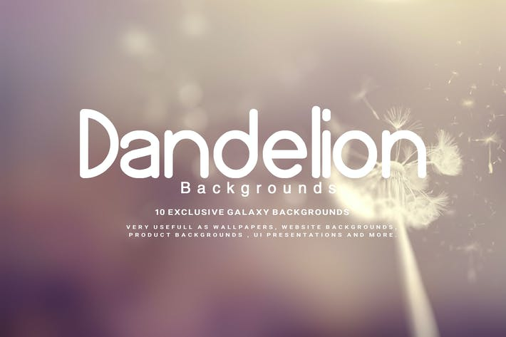 Thumbnail for Dandelion Backgrounds