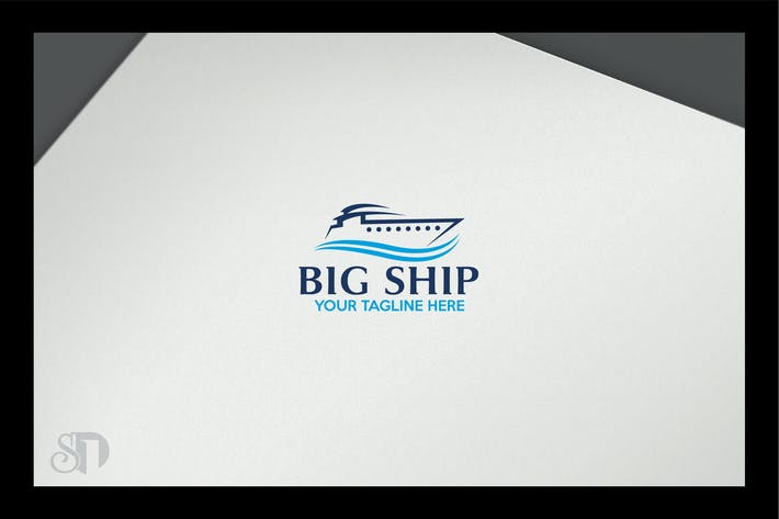 Cover Image For BIG SHIP