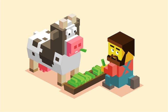 Thumbnail for Cattleman
