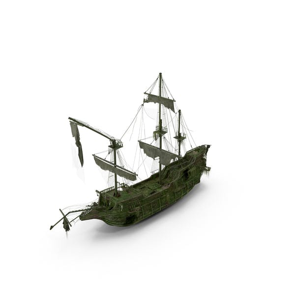 Cover Image for Ghost Pirate Ship