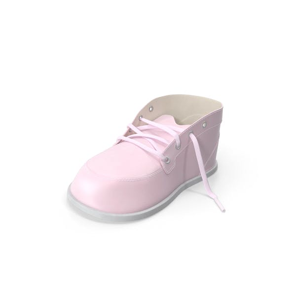 Thumbnail for Pink Baby Shoe