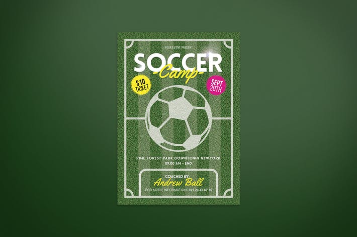 Thumbnail for Soccer Camp