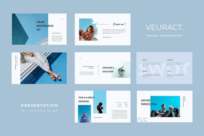 Thumbnail for Veuract - Powerpoint Presentation