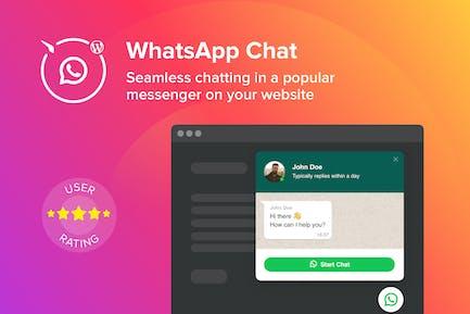 WordPress WhatsApp Chat Plugin