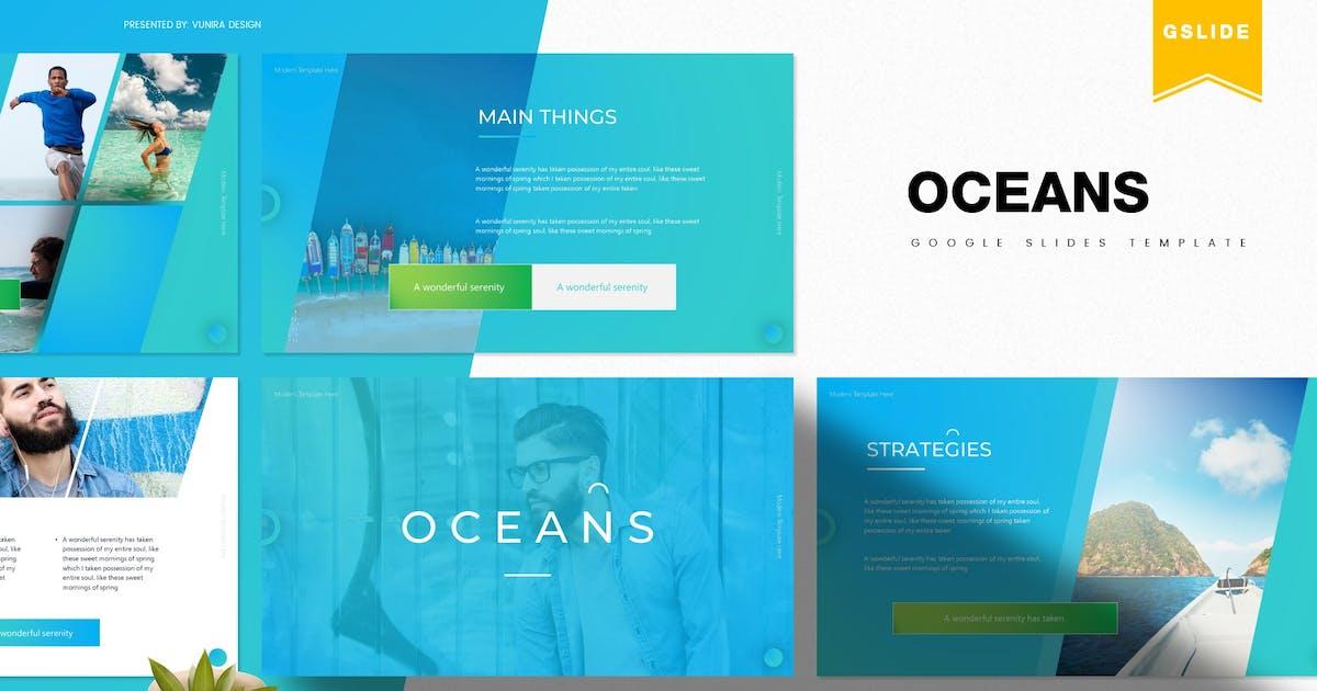 Download Oceans | Google Slides Template by gilang_senzana