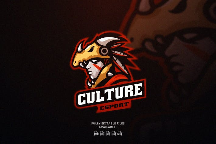 Thumbnail for Native American Sports and E-sports Logo