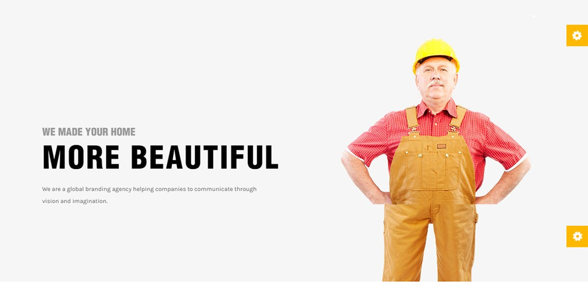 Download Pictor - Html Construction, Building And Business by themesflat