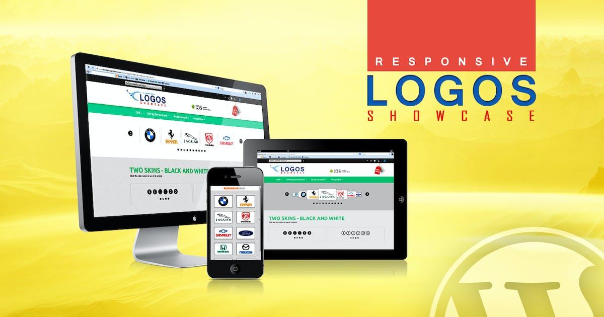 Download WordPress Logos Showcase - Grid and Carousel by LambertGroup