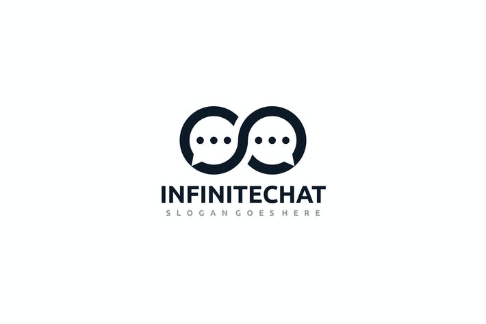 Thumbnail for Infinite Chat Logo