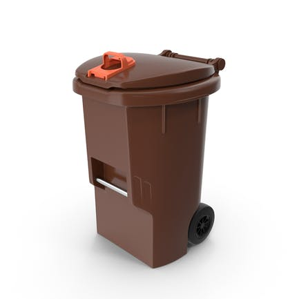 Trash Can New