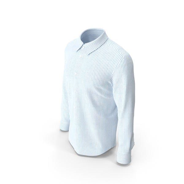 Man Striped Shirt