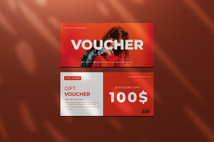 The Store Voucher