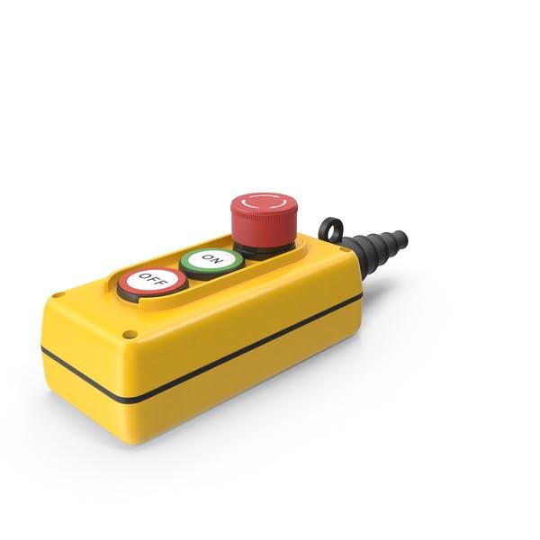 On-Off Notfall-Push-Anhänger