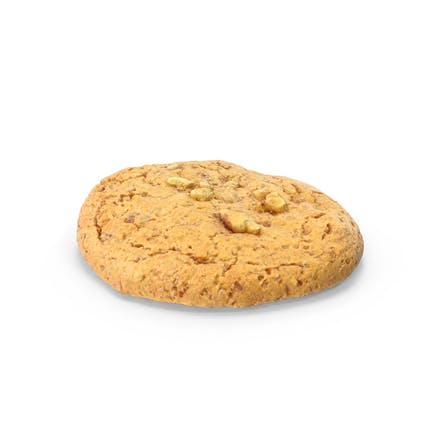 Cookie With Walnuts
