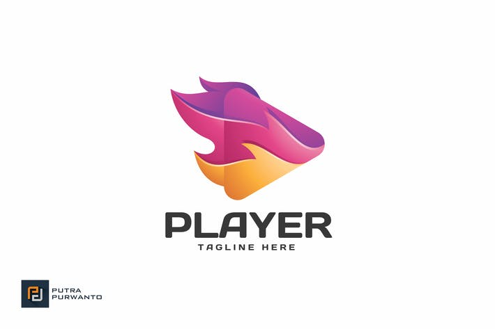 Thumbnail for Player - Logo Template