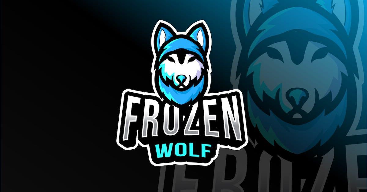 Download Frozen Wolf Esport Logo Template by IanMikraz