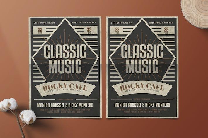 Thumbnail for Klassische Musik Flyer