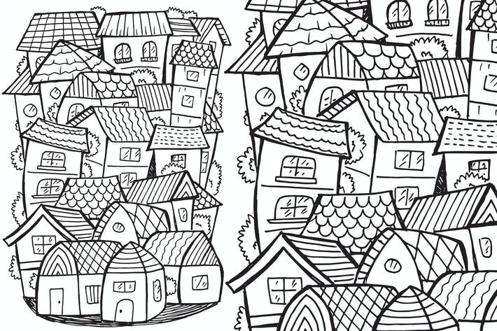 Thumbnail for Town Doodle
