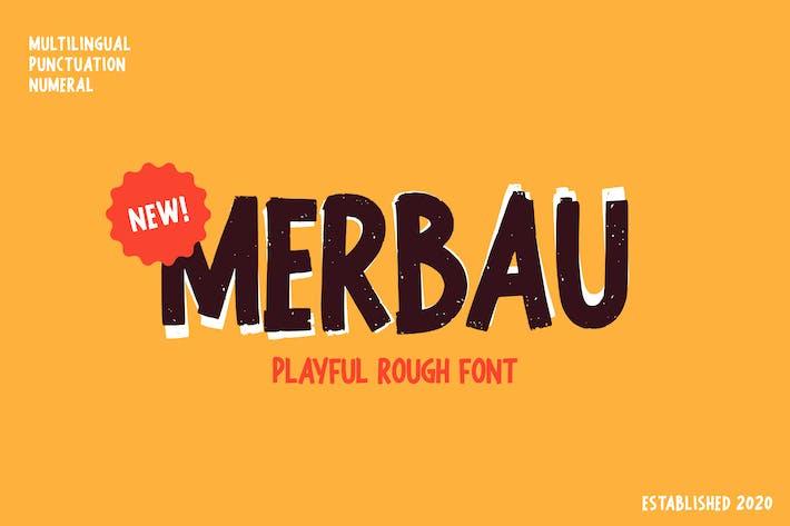 Thumbnail for Merbau Playful Rough