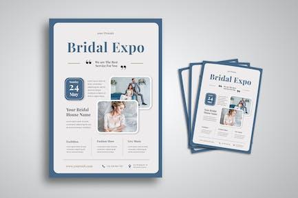 Bridal Expo Flyer