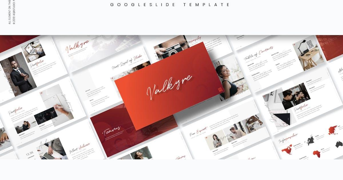 Download Valkyre - Google Slide Template by aqrstudio