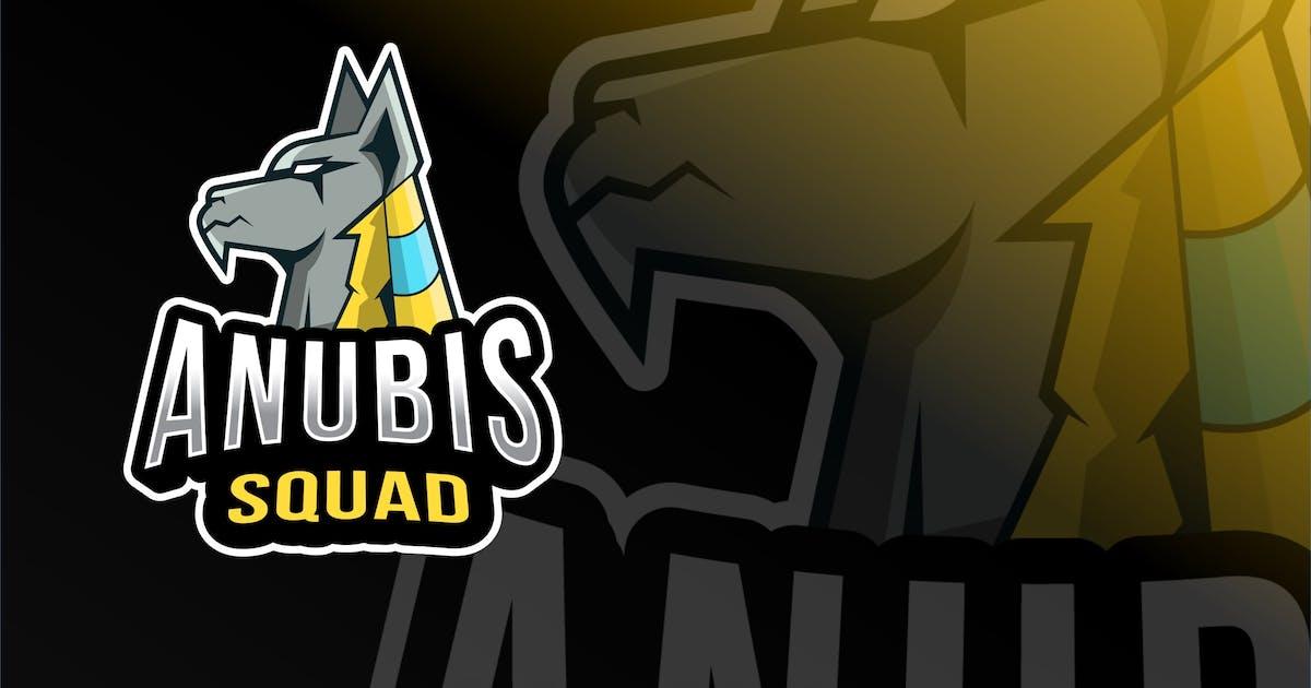 Download Anubis Squad Esport Logo Template by IanMikraz