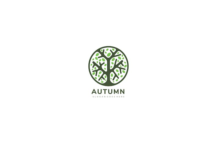 Thumbnail for Autumn Tree Logo
