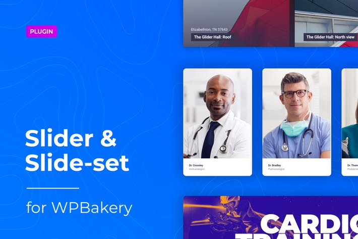 Thumbnail for Image Slider for WPBakery