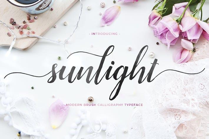 Cover Image For Sunlight Script