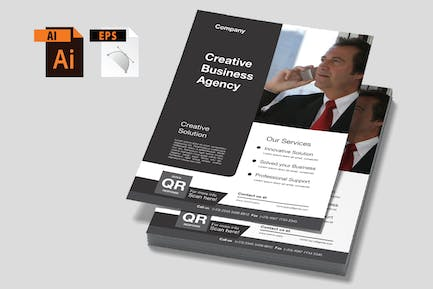 Corporate Bussines Flyer