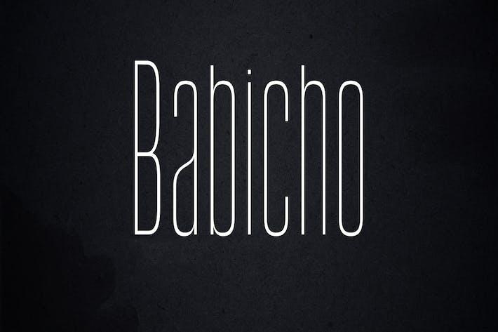 Thumbnail for Babicho