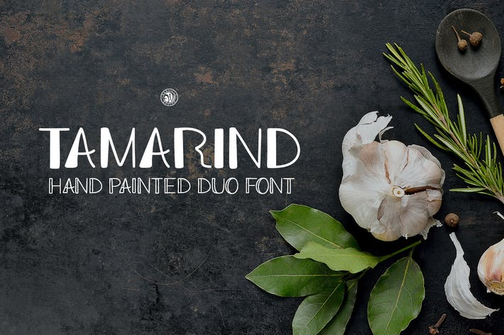 Thumbnail for Tamarind Font Duo