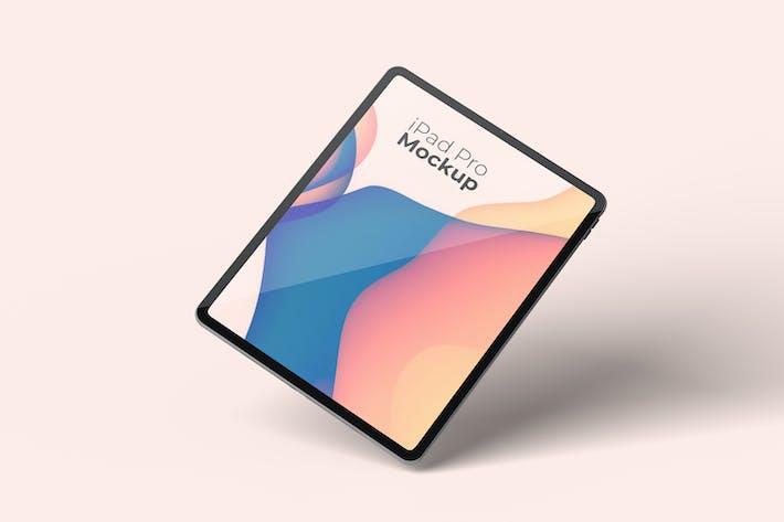 Thumbnail for iPad Pro Mockup V4