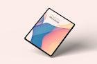 iPad Pro Mockup V4