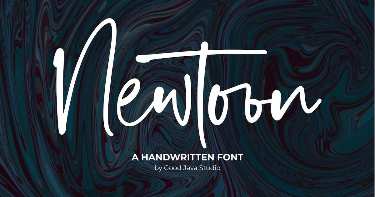 Download Newtoon - Handwritten Style by garisman