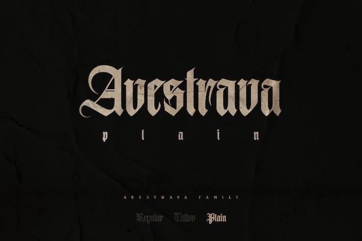 Thumbnail for Avestrava Plain