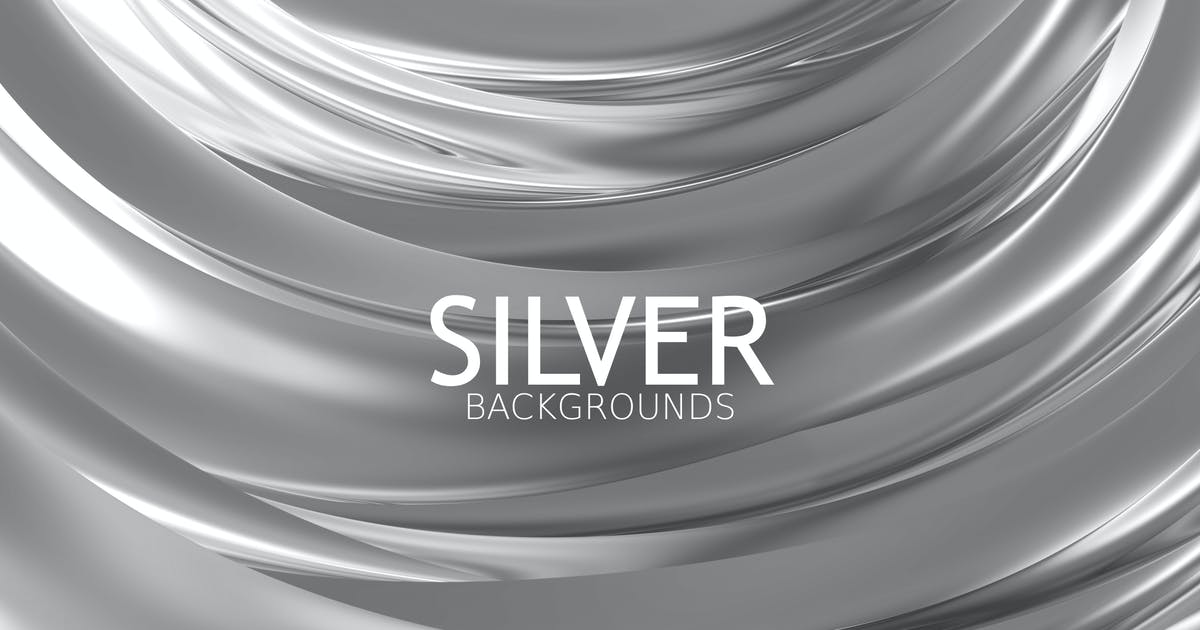 Download Silver Backgrounds by VProxy