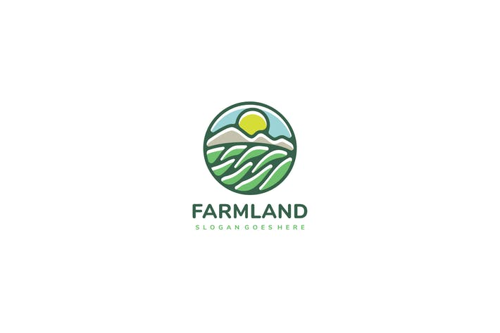 Thumbnail for Farmland-Nature Logo