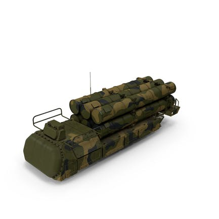 Rockets with Radar Camo Air Defence System